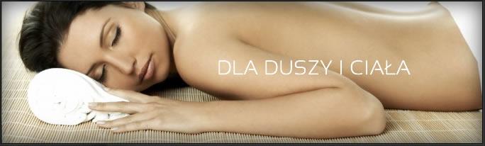 Peeling ciała z masażem